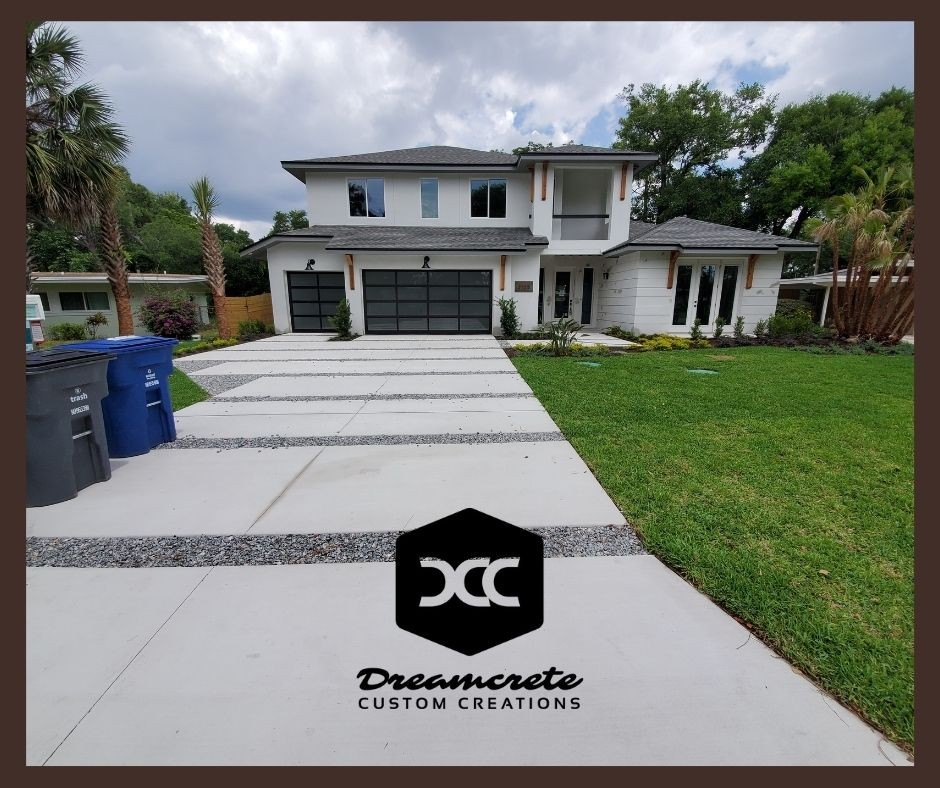 Orlando Concrete Driveway Resurfacing & Repair