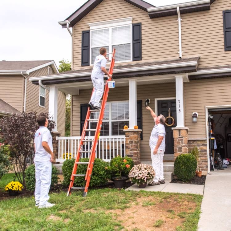 Exterior Painting St. Louis