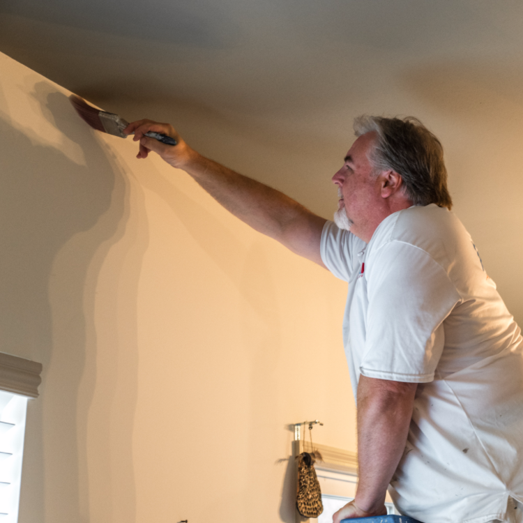 Interior Painting St. Louis