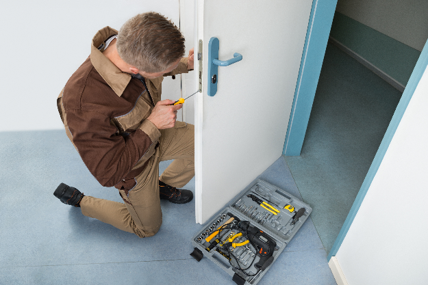 Commercial Locksmith Chesterfield