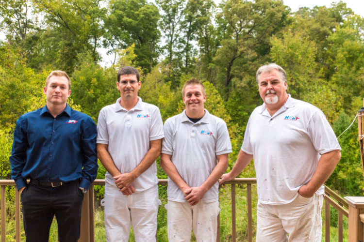 Family-Owned Painting Company